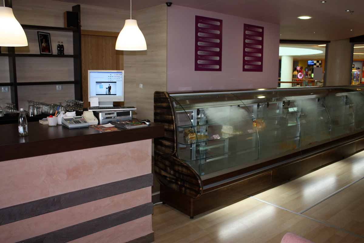 Software Solution for  , cafe, bar, patisserie, sweet shop - Sofia