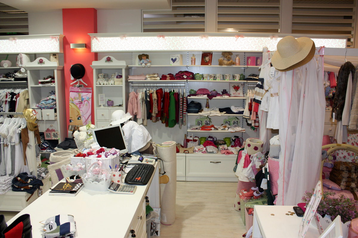 Програма за автоматизация на store, cloths, shoes, children`s goods - Sofia