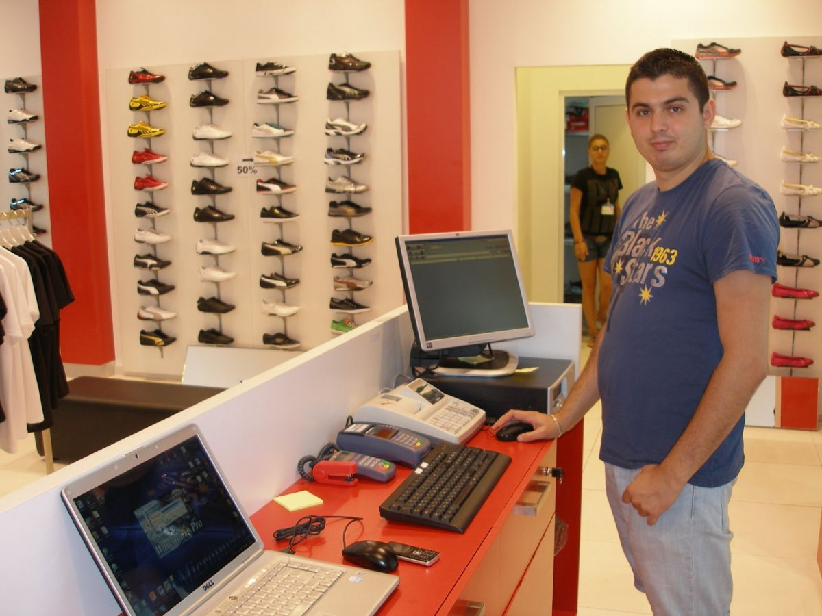 Програма за автоматизация на sport goods, sport clothes - Varna