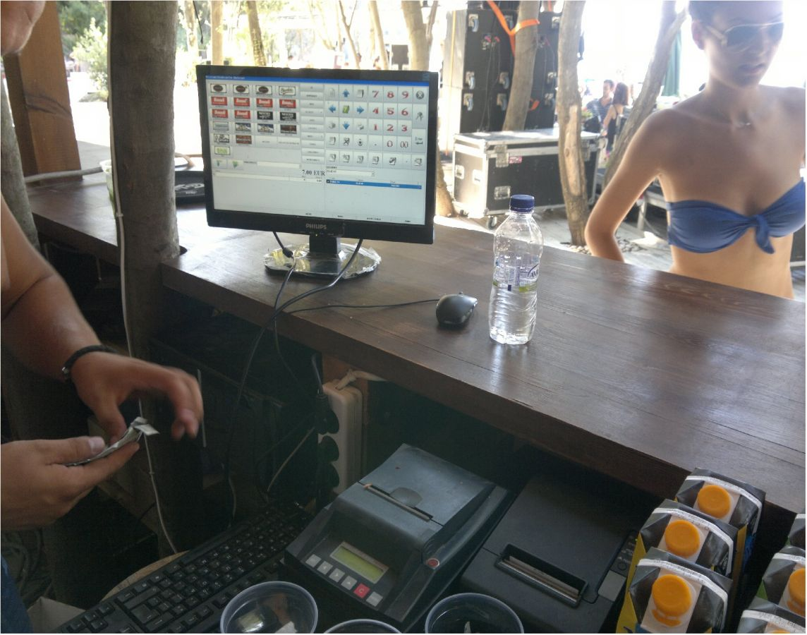 Програма за автоматизация на cafe, club, pub, bar - Halkidiki
