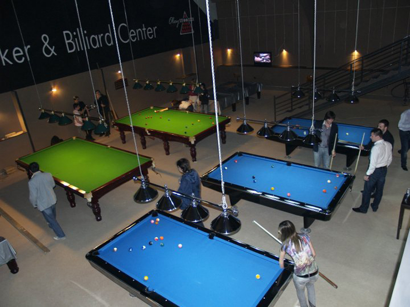 Software Solution for  billiards club, bar,software, solution, application, playground, pub - Sofia
