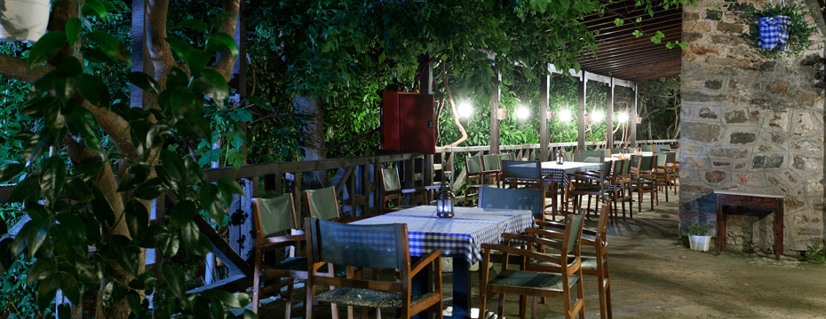 Програма за автоматизация на restaurant, cafe, club, pizzaria, pub, bar - Chalkidiki, Camping Porto Elea