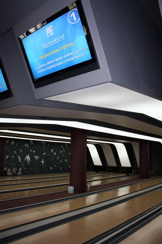 Програма за автоматизация на bowling, software, bar, playground - Varna