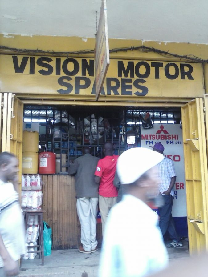 Програма за автоматизация на automobile spares, retail - Nairobi