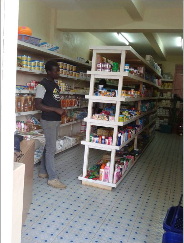 Програма за автоматизация на supermarket, software for supermarkets, retail software, JEVCO Supermarket - Nairobi Githurai 44