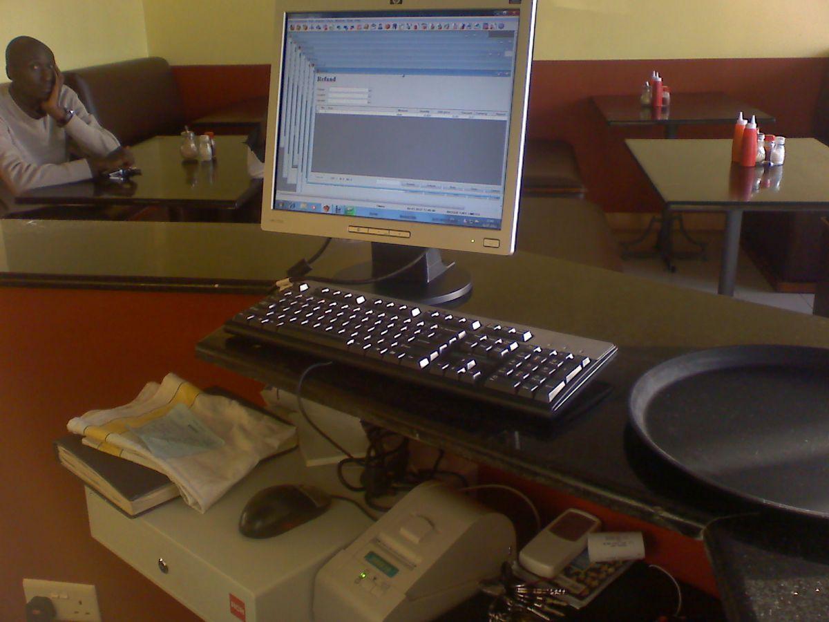 Програма за автоматизация на , restaurant, cafe, fast food - Nairobi Great wall appartments