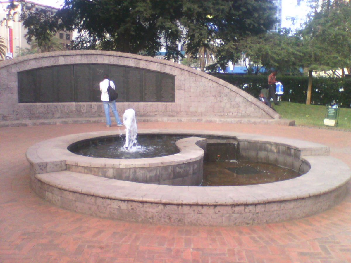 Software Solution for  Memorial Park, Museum, - Nairobi CBD