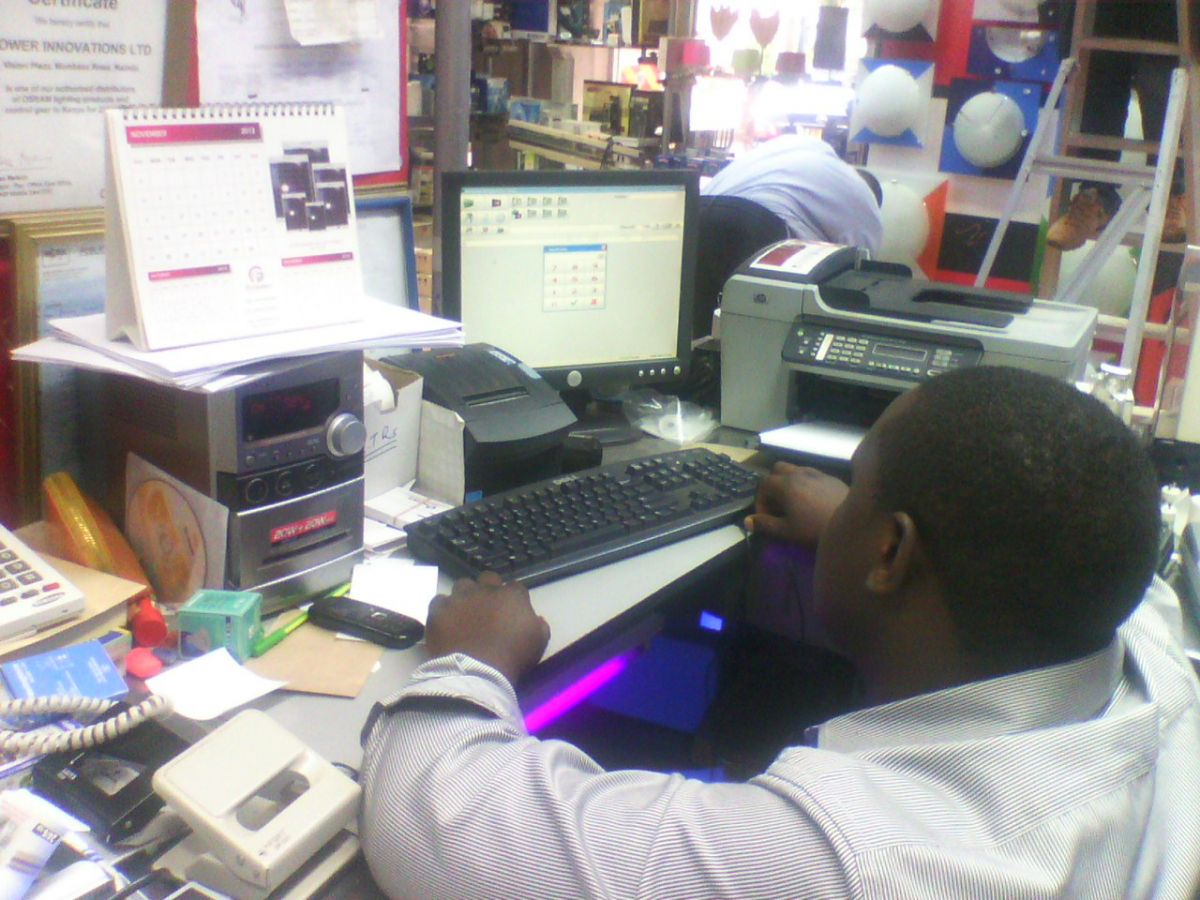 Програма за автоматизация на shop, retail, outlet, warehouse - Nairobi Westlands