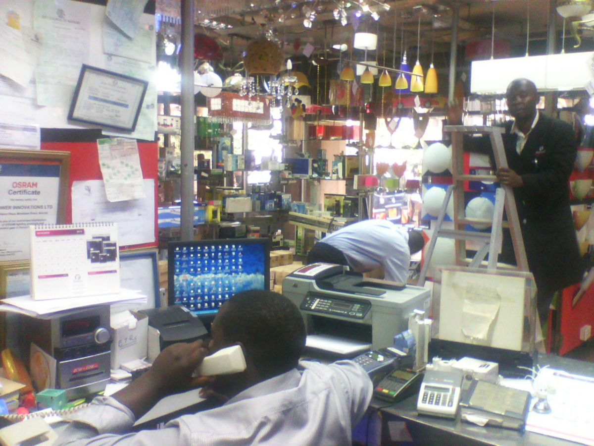 Програма за автоматизация на shop, retail, outlet, warehouse - Nairobi Westlands