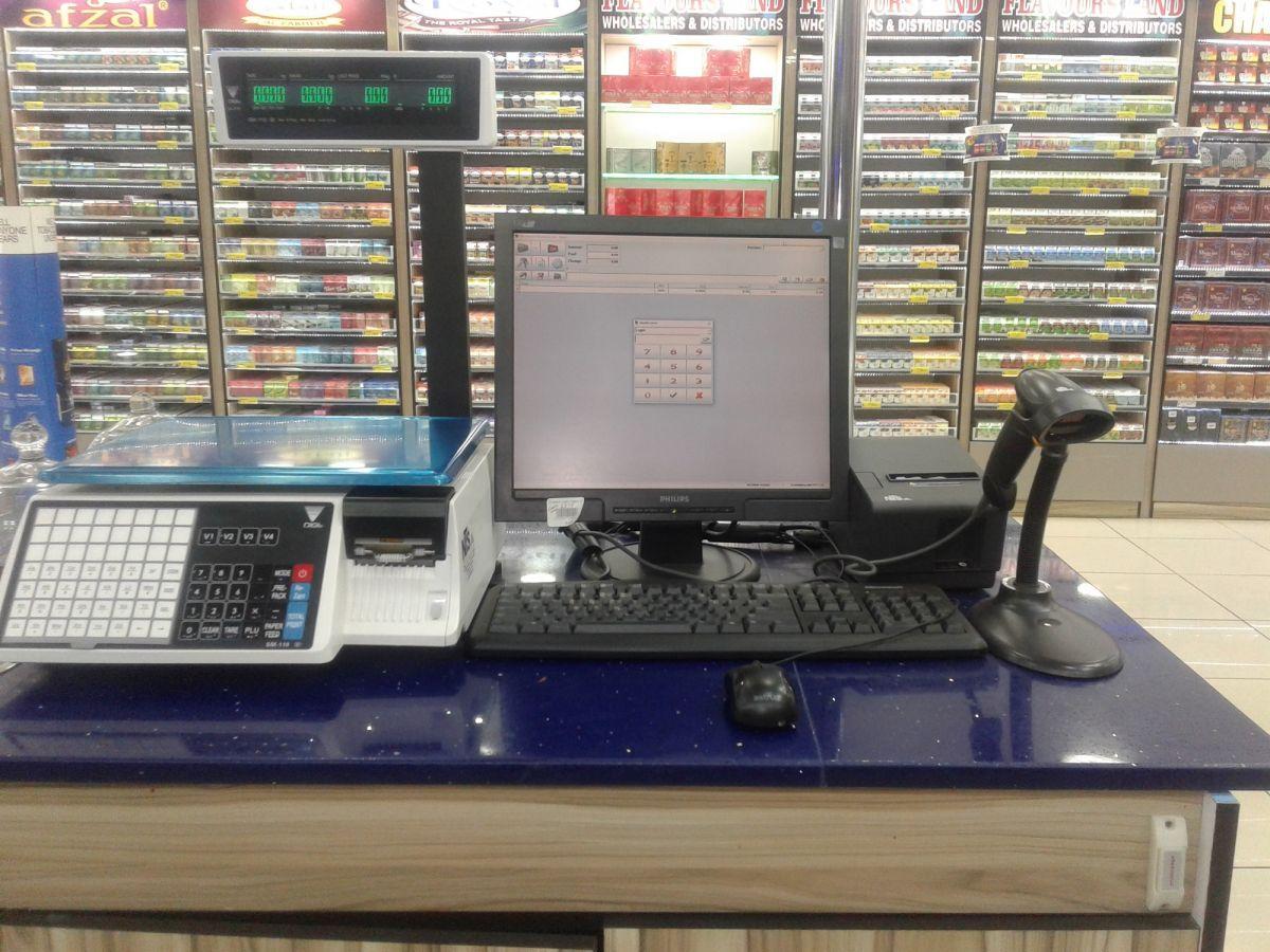 Програма за автоматизация на ,shop, store, grocery, warehouse, retail - JOHANNESBURG